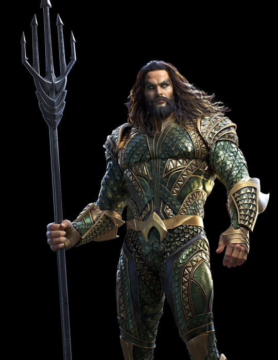Aquaman render01