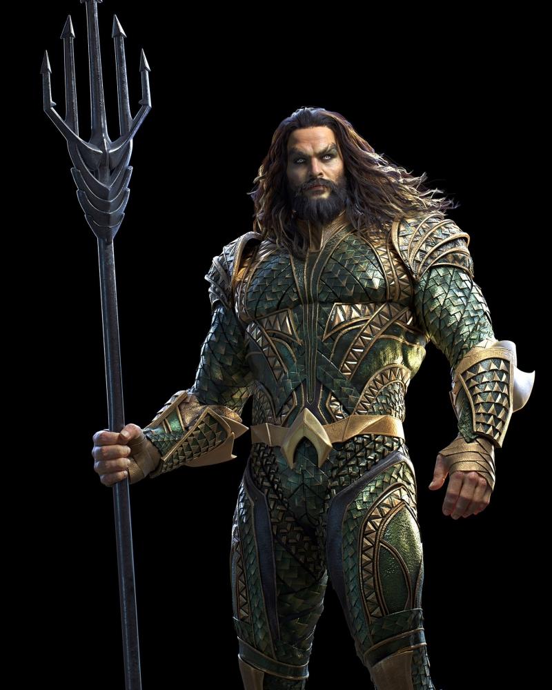 Aquaman render01