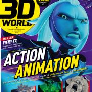 3D世界数字艺术杂志2020-1