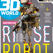 3D世界杂志2020年4月刊